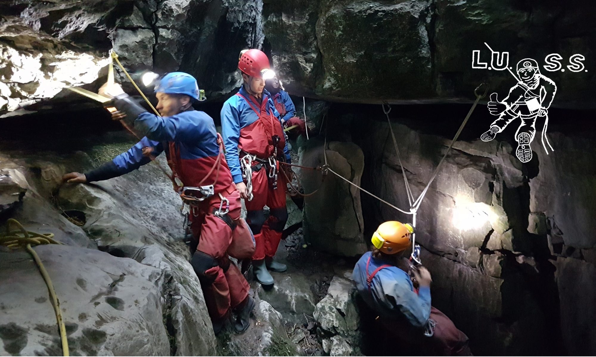 Lancaster University Speleological Society